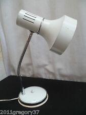Petite lampe bureau  articulée ancienne époque Vintage Années 1970
