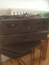 NAD Compact Disc Player 502 and remote