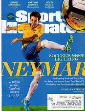 SPORTS ILLUSTRATED - Aug 7, 2017 - NEYMAR on the Cover - Soccer, Irabu, Springer