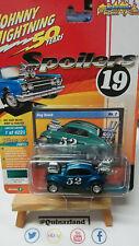 Johnny Lightning Spoilers 19 Volkswagen Bug Bomb aqua (NG51)