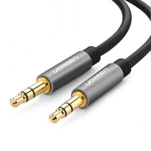 3.5mm Male to Male 3M AUX Audio Cable Speaker Auxiliary Cord GOLD PLATED