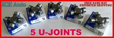 5PK SPICER SVL 15-153X Universal Joints - Greasable JEEP TJ XJ Authorized Dealer
