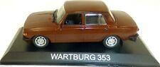 Wartburg 353 PKW braun NEU 036 1:43 µ