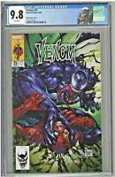 Venom 25 CGC 9.8 Kael Ngu Variant Cover Edition Big Time Collectibles