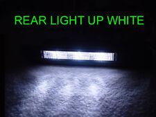 SWITCHBACK LED 04-08 ACURA TL TYPE-S STYLE SMOKE 4 PIECE SIDE MARKER LIGHT JDM