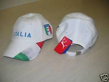 ITALIA ITALY PUMA BERRETTO CAPPELLO CAP MONDIALI 2010