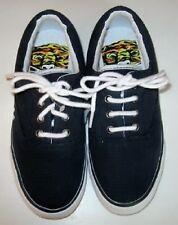 Ed Hardy Boys/Girls Navy Sneakers (2) NWOB