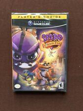 BRAND NEW Spyro: A Hero's Tail Nintendo GameCube Factory Sealed!