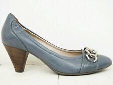 HÖGL 💕 Damen Pumps Gr. 38,5 (5,5) Echtleder High Hells Schuhe