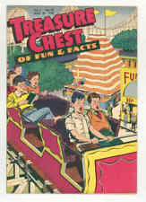 Treasure Chest #20 1948 - George A. Pflaum  -VF - Comic Book
