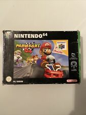 Mario Kart 64 Game Boxed with Manual for Nintendo N64