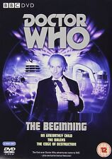 DR WHO 001 002 012 (1963) THE BEGINNING BOX SET Doctor William Hartnell NEW DVD