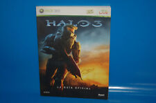 GUIA OFICIAL HALO 3 · XBOX 360 · XBOX Live -Microsoft Game Studios · 2007