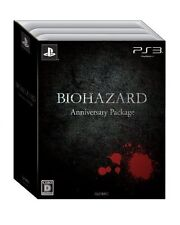 Used Biohazard Anniversary Package - Ps3 F/S