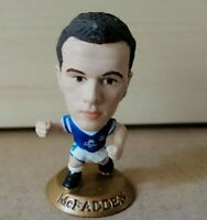 RARE - James McFadden Everton Corinthian Microstars Figure Gold Base MC2960