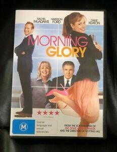Morning Glory (2011 : 1 Disc DVD Set) Very Good Condition Region 4