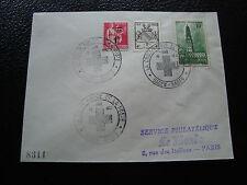 FRANCE - enveloppe 15/4/1951 (cy50) french
