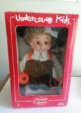 Under cover Kids Animated Collectable Christmas display Figure