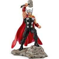 Schleich Marvel Thor #07 [New Toys] Action Figure Toy Hand-Painted Collectible🔥