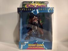 Mutant Spawn Action Figure Brown Special Edition McFarlane Toys 1996 NEW t1374