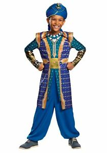 The Aladdin Live Action Boys Genie Costume