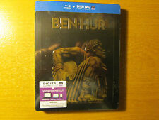 Ben-Hur (Bluray Steelbook) limited edition import region free OOP/OOS