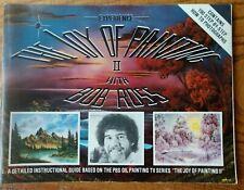 Bob Ross Joy Of Painting Volume II 2 Instructional Book 1984