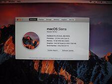 """MacBook Pro A1278 13.3"""" Laptop 1TB Hard Drive 10GB Ram MD101LL/A (June, 2012)"""