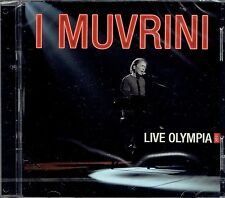 CD - I MUVRINI - Live Olympia