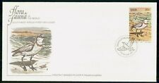 Mayfairstamps Swa 1979 Chestnut Banded Plover Bird Cover wwg67179