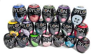 DYLON 350g Machine Dye Pods - Fabric Dye Pods - Multi-Buy - Choice of Colour