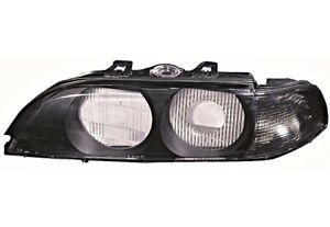 Headlight Lens RIGHT Fits BMW E39 Sedan 1996-2003