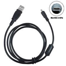 3.3ft USB Cargador De Batería Cable De Datos Cable Para Nikon Coolpix S4100 S2800 Cámara