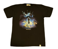The Imaginary Foundation Toward the Singularity T-Shirt, Black, Size Large
