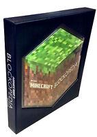 Minecraft Blockopedia Illustrated Book In Gift Box Perfect Block Guide Mojang