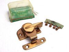 Nos! Amerock, Dull Bronze Sash Lock Ao-7020-10, Made In U.S.A.