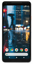 "(New; Box Opened) Google Pixel 2 XL White 128GB 6"" 4GB RAM Android 12MP+8MP FPS"