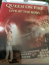 Queen On Fire  Live At The Bowl (DVD) NEW