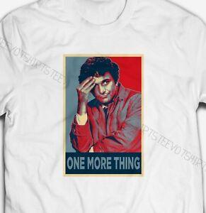 Columbo One More Thing 100% Cotton Premium Unisex T-shirt
