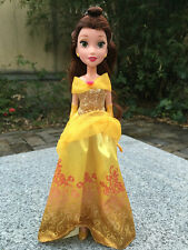 "Disney Princess Royal Shimmer 10"" Action Figure Belle Doll Toy New Loose"