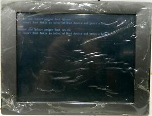 ADVANTECH TPC-1271 Touch Panel Computer  TPC-1271HCA-D3AE (No HDD)