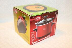 Betty Crocker Sweet & Savoury Mini 0.7 Quart Electric Warmer Chocolatier, New