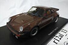 Autoart 1:18 Porsche 911 3.0 Turbo 1986 Brown Metallic 77973