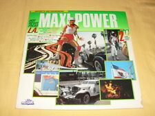 Maxi Power - Hot News From L.A. 2xLP Album Compilation