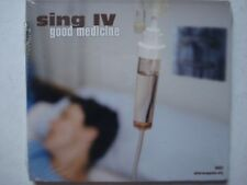 Sing IV: Good Medicine (CD, Acappella) 20 Tracks New Sealed     T11