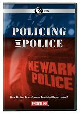 Frontline: Policing The Police (DVD, 2017) BRAND NEW & SEALED!