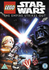 LEGO Star Wars: The Empire Strikes Out DVD (2013) - BRAND NEW AND SEALED