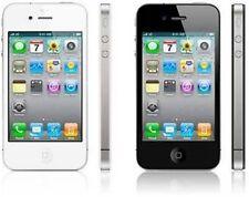 Apple Iphone 4 16GB Desbloqueado (Negro/Blanco Disponible)