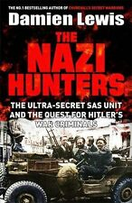 The Nazi Hunters,Damien Lewis- 9781784293895