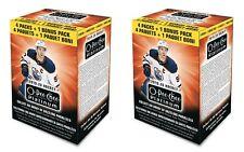 (2) 2019-20 UpperDeck O-Pee-Chee Platinum Hockey Cards 4+1BonusPk Blaster Bx LOT